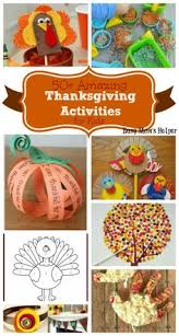 Thanksgiving Activities Toddlers 30 Thanksgiving Activities Toddlers Will Love Thanksgiving