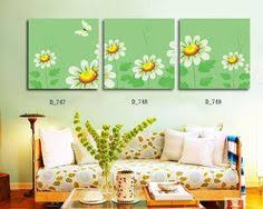Wall Decor Art Mural Cartoon Fruit Painting Canvas Children Room - Painting for kids rooms