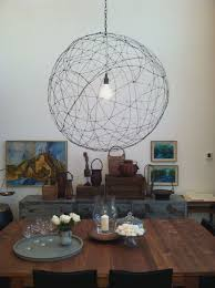 how to make a sphere light fixture decorative sphere chandelier
