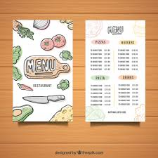 printable thanksgiving menu template making printables with the