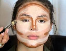 makeup brands with highlight makeup with contouring highlighting kim kardashian s makeup secret