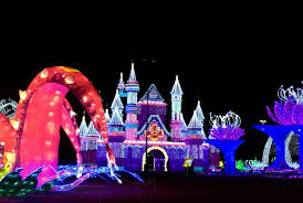 magical winter lights houston la marque tx give away magical winter lights tickets carnival wristband and