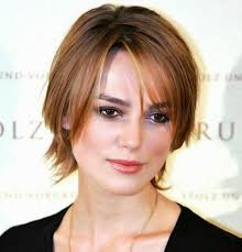 short hairstyles for fine hair round faces women medium haircut