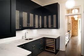 Black Bar Cabinet San Francisco Wet Bar Cabinet Kitchen Contemporary With Eyeball