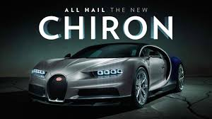 fastest car in the world bugatti chiron usurps the veyron as the world u0027s fastest car suv
