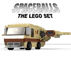lego ideas spaceballs eagle 5
