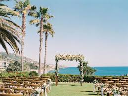 Laguna Beach Wedding Venues Elegantly Classic Laguna Beach Wedding From Esther Sun Photography