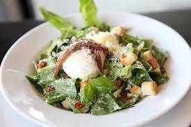 recettes cuisine et vins de recette salade à la césar cuisine et vins de