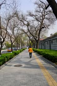 Map A Walking Route by Live Trip Report My First Solo Student Trip Man Beijing In