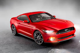 review of 2015 ford mustang 2015 ford mustang revealed car craft rod