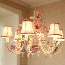 Chandelier Light For Girls Room Popular Flower Chandelier Light Buy Cheap Flower Chandelier Light
