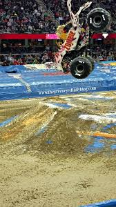monster truck show cleveland monster jam triple threat series recap the green eyed lady blog