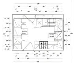 Kitchen Cabinet Diagram Kitchen Size Home Design