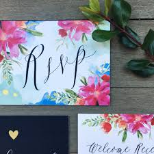 wedding invitations queensland rsvp wedding engagement invitation stationery watercolour