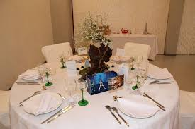 mariage voyage mariage thème voyages la décoration de salle et de tables