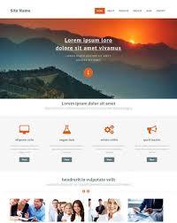 web design templates 70 free bootstrap html5 website templates 2017 freshdesignweb