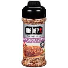 weber all natural bold u0027n smokey chipotle seasoning 5 00 oz