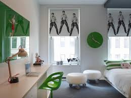 teenage bedroom color schemes pictures options ideas hgtv in green