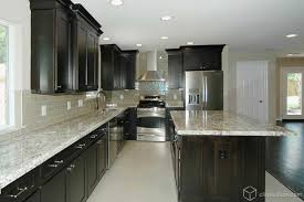 Building Traditional Kitchen Cabinets Black Kitchen Cabinets Traditional Kitchen Houston By