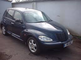 used chrysler pt cruiser cars for sale motors co uk