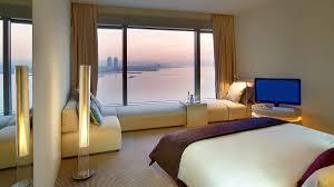 hotel bedroom lighting bedroom views sofa lighting w hotel barcelona by ricardo bofill