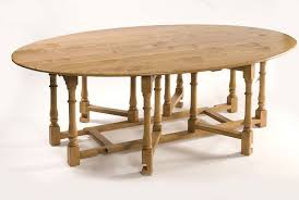 Double Gateleg Dining Table Dining Tables Fauld England - Gateleg kitchen table