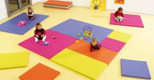 tappeti in gomma per bambini tappeto moderno a tinta unita in rettangolare