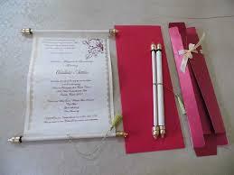 Scroll Invitation Rods Behind The Scenes At Conifer Mini Journals Mini Scrolls Custom