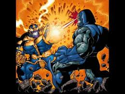 Sentry Vs Thanos Whowouldwin Who Would Win Darkseid Vs Thanos