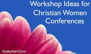 10 workshop titles for christian workshops and s