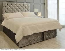 6ft super king size bed frames u0026 divan bases ebay