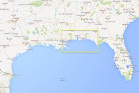 map of the gulf of mexico destinations of the northern gulf of mexico