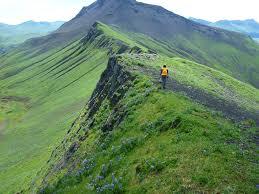 Alaska Landscapes images Green hills landscape in alaska image free stock photo public jpg