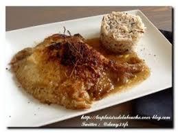 cuisine aile de raie au four ailes de raie au curry facile recette sur cuisine actuelle
