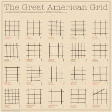 400 Feet by The Great American Grid Comparing Block And Grid Of Major U S