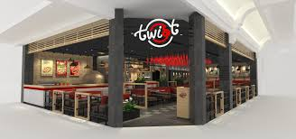 twist restaurant design only u2013 seef mall watercolor interiors