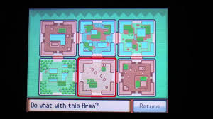 safari zone map how to get more places in the safari zone in soulsilver