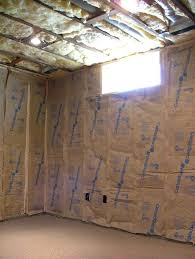 Best Way To Insulate Basement Walls by How To Finish A Basement Steps To Finishing A Basement