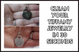 how to clean your jewelry at home in 30 seconds tiffany u0026 co