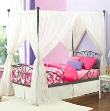 how to make canopy bed canopy bed kit nomobveto org