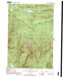 Colorado On A Map by Sugarloaf Mountain Topographic Map Me Usgs Topo Quad 45070a3