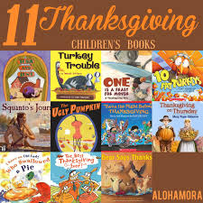 alohamora open a book 11 terrific thanksgiving children s books