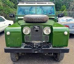 vintage range rover spanish made santana range rover at motoreum in nw austin atx