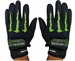 monster motocross gloves image gallery of monster dirt bike gloves
