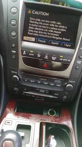 lexus gs430 aftermarket stereo mark lev nav aftermkt stereo install solved clublexus lexus