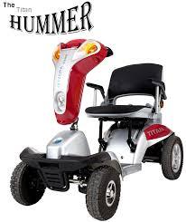 Oregon travel scooter images Hummer xl 4 wheel portable mobility scooter 4 wheel tzora titan jpg