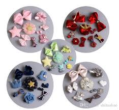 children s hair accessories children s hair accessories baby birthday gift box set ornaments