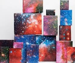 galaxy wrapping paper wrapping paper