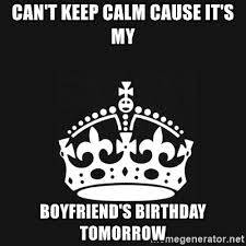 Keep Calm Birthday Meme - keep calm its my birthday memes bigking keywords and pictures