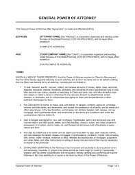 power of authority template general power of attorney template sle form biztree